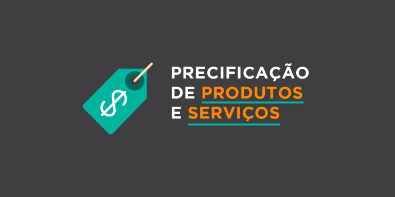 Precificação de produtos e serviços
