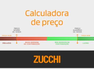 Calcuuladora de Preços - Zucchi